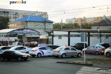 107 таксистов, нарушающих правила дорожного движения, поймали полицейские в Павлодаре