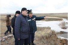 Павлодарским рыбакам ни полиция, ни аким - не указ