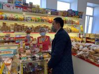 Запасов продовольствия в Павлодаре предостаточно