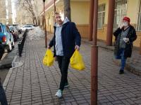 Павлодарский вуз создал службу экстренной доставки продуктов и лекарств