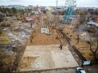 Что планируют сделать с горсадом власти Павлодара?