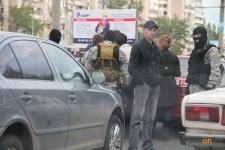 Сотрудники управления по борьбе с наркобизнесом провели в центре Павлодара спецоперацию