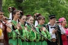 В Доме дружбы: Увлечение в татарском стиле