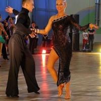 Павлодарская пара стала лучшей на чемпионате по бальным танцам