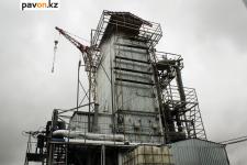 Первое в Павлодарской области предприятие по производству активированного угля разместилось в СЭЗ