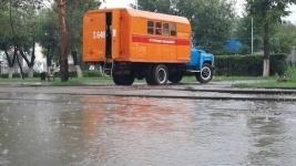 В Павлодарской области ливни повредили кровли 25 школ
