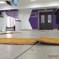 Капитального ремонта в здании по Кривенко, 25 хватило на два месяца