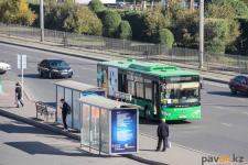 В выходные в Павлодарской области снова не будет ходить общественный транспорт