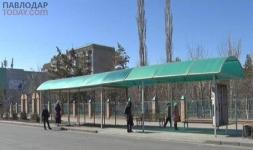 Часть остановок в Павлодаре благоустроят в рамках государственно-частного партнерства