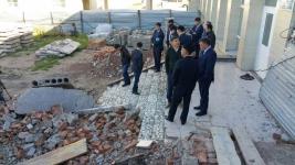 Скандалом обернулось строительство нового бассейна в Павлодаре