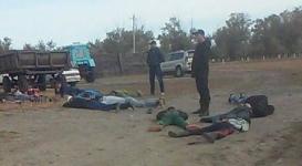 Избиение в Кызылкаке