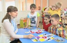 Новую методику изучения госязыка осваивают в детсадах Павлодарской области