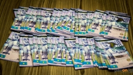 Среднемесячная зарплата в Павлодарской области не дотягивает до уровня среднереспубликанской