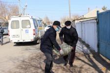 250 мешков картофеля раздадут нуждающимся павлодарским семьям