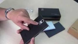 Продам телефон со сканерами отпечатков пальцев