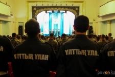 В Павлодаре национальные гвардейцы задержали свыше 400 нарушителей общественного порядка