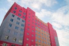 В Павлодарской области уменьшился объем введенного в эксплуатацию жилья