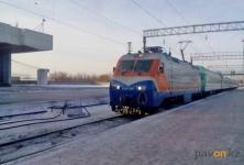 Первые павлодарцы отправились в Томск и Новосибирск новым жд-маршрутом