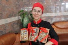 Национальные сладости с бельгийским шоколадом готовит павлодарская предпринимательница