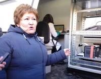 37 наименований вредных веществ в атмосфере Павлодара способна определить новая мобильная экостанция