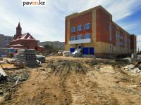 Инфекционный корпус областной больницы в Павлодаре сдадут в эксплуатацию с многомесячной задержкой