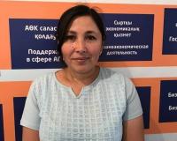 Жительница Астаны переехала в село Павлодарской области и стала главой крестьянского хозяйства