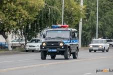 Павлодарские полицейские задержали того, кто проломил стену, чтобы добраться до 200 тысяч тенге