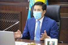 Абылкаир Скаков поручил наказать всех виновных за ремонт сельской дороги с километровыми промежутками