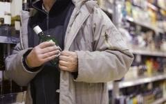 Наказание вплоть до лишения свободы грозит любителю «бесплатного» виски