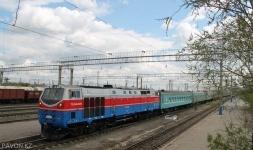 Новый поезд сообщением Астана – Павлодар планируется запустить 1 июня