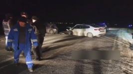 В полиции сообщили подробности смертельной аварии на трассе в Павлодарской области