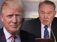 Трамп поздравил Назарбаева с проведением EXPO-2017