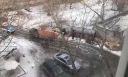 Возле мусорного контейнера в Павлодаре обнаружили труп