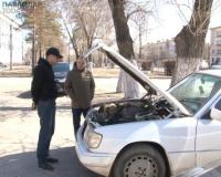 Автолюбитель подал в суд на ДВД Павлодарской области