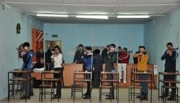 Самые меткие стрелки учатся в Павлодарском бизнес-колледже