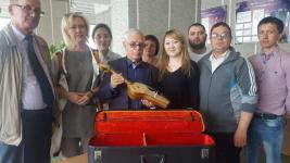 Музыкальные школы области получили подарок стоимостью 50 миллионов тенге