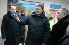 В Павлодарской областной больнице мечтают о современном приемном покое