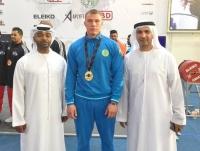 Павлодарец получил титул абсолютного чемпиона Азии по жиму штанги