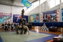 В Павлодаре сотрудники силовых структур проверили друг друга на прочность