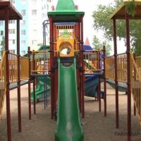 Детские площадки - будут