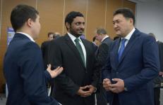 Булат Бакауов встретился с послами нескольких стран в Астане