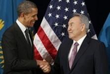 Назарбаев получил письмо от Барака Обамы