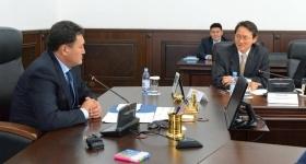 Булат Бакауов зовет корейских бизнесменов в свободную экономическую зону