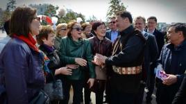 """""""Брутальный"""" наряд акима Бакауова объяснили его подчиненные"""