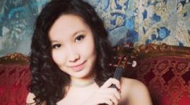 21-летняя скрипачка из Павлодара завоевала премию Рудольфо Липицера