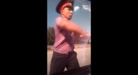 ДВД ЮКО прокомментировал скандальный ролик с полицейским