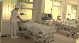 Мужчина с жутким огнестрельным ранением доставлен в больницу Шымкента