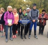 Павлодарские школьники заняли первое место в легкоатлетическом кроссе