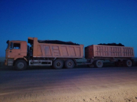На трассах Павлодарской области продолжают бороться с перегрузом