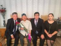 В Павлодаре чествовали ветерана судебной системы